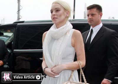 Celebrity Gossip-The Probation of Lindsay Lohan Terms & Condition or Back to Jail