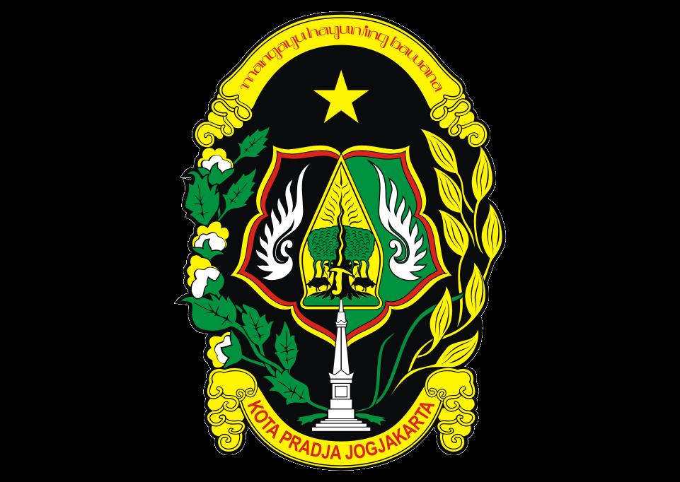 Kota Jogjakarta Logo Vector download free