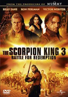 Vua Bọ Cạp 3 : Trả Nợ Trận Chiến - The Scorpion King 3 : Battle For Redemption