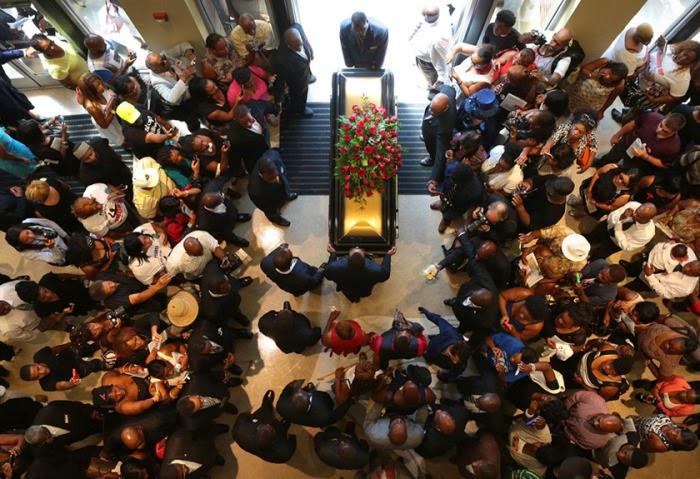 Fotos ganadoras Pulitzer 2015