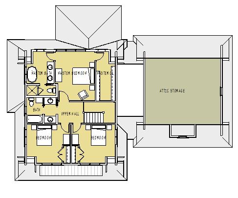 Simply elegant home designs blog stillwater craftsman for Simply elegant house plans