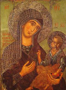 Παναγία Παραμυθία των θλιβομένων και αδικουμένων (1500 μ.Χ) - Περιστερώνα Πάφος