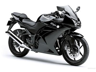 2011 Kawasaki Ninja 250R Sportbike
