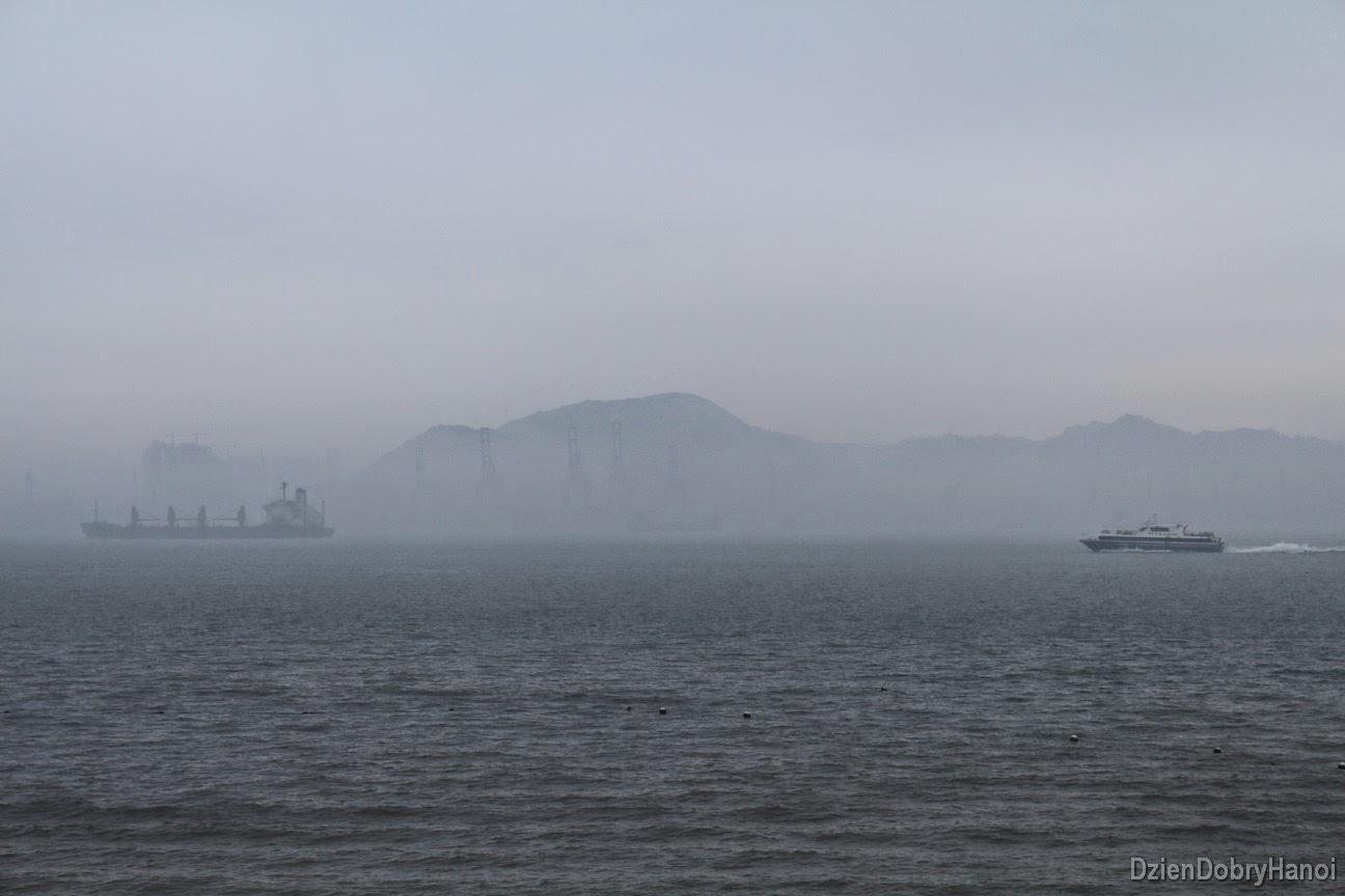 wyspa gulangyu, xiamen, chiny, dzień dobry hanoi