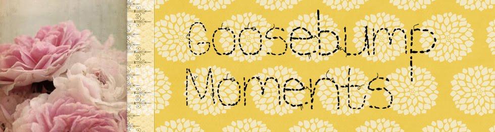 GooseBump Moments