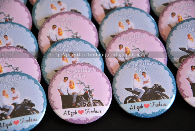 Tempah Button Badge Murah