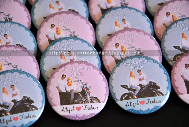 Tempah Button Badge Murah