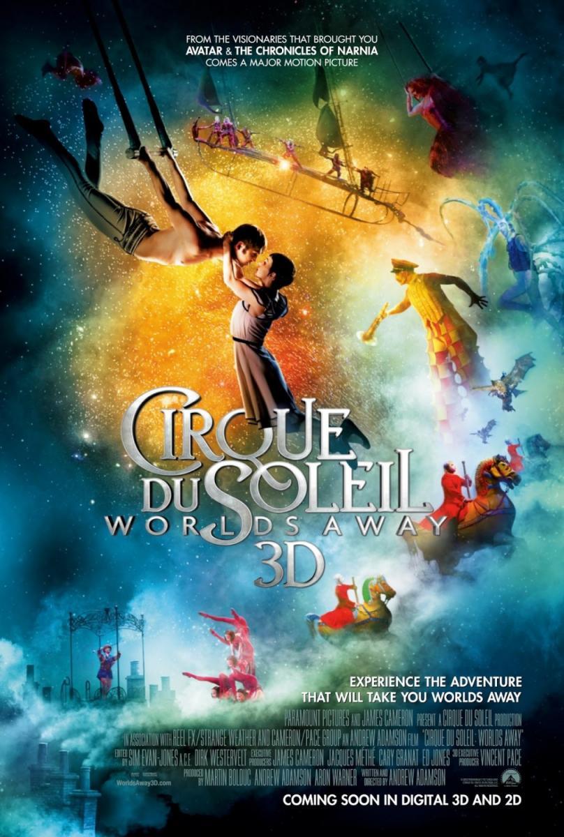 Cirque Du Soleil: Mundos Lejanos – DVDRIP LATINO