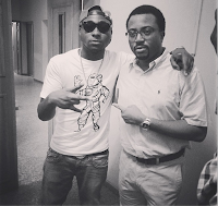 Davido and Olamide Sign Deal With Guiness .