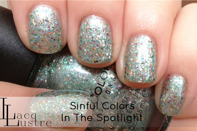 Sinful Colors In The Spotlight swatch