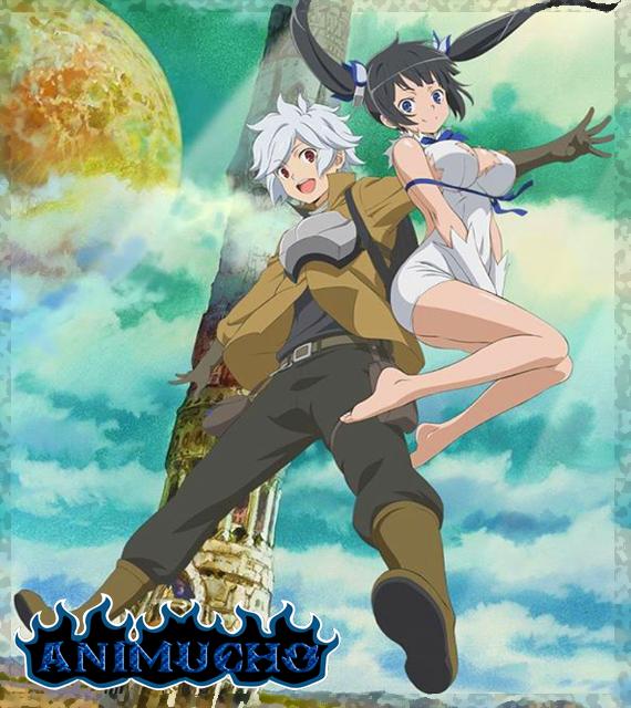 (danmachi)Dungeon ni Deai wo Motomeru, 13/13 BD mp4 ligero y HD-L por mediafire