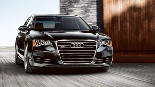 Gambar Audi A8 L