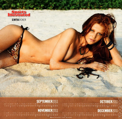 2012 Sports Illustrated Calendar-15