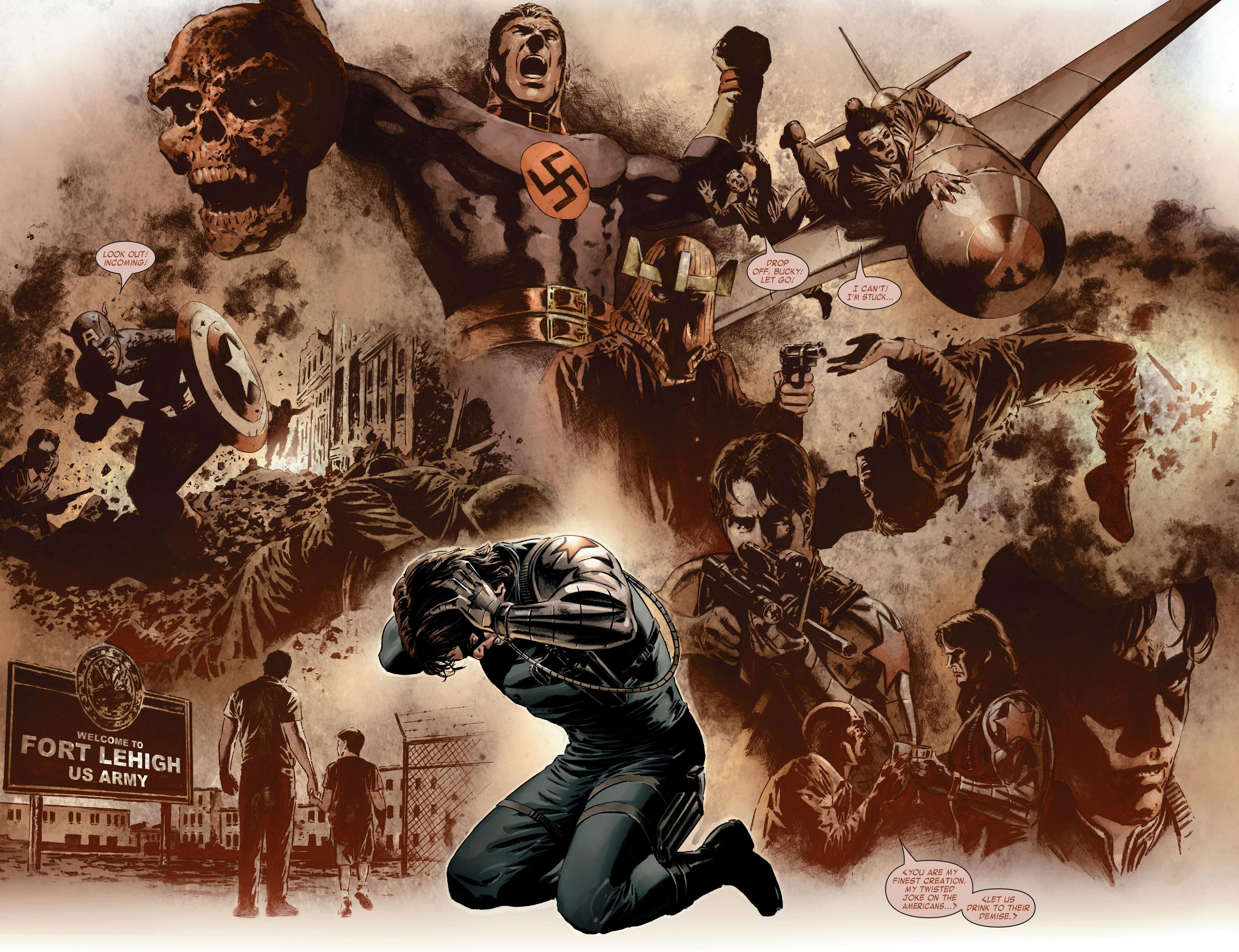 Captain America (2005) Issue #14 #14 - English 18