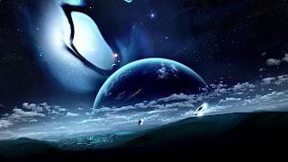 Universe pc background wallpaper