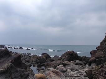 台2線北部濱海公路 北關海潮公園 (2013-11-16)
