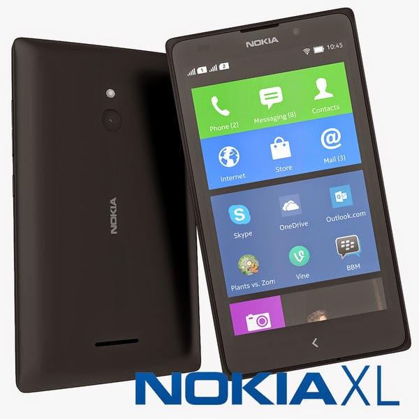 Review Dan Harga Nokia XL Android Dual Sim
