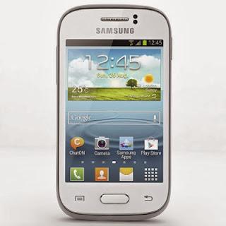Cara Install BBM Untuk Android Di Samsung Galaxy Young S6310