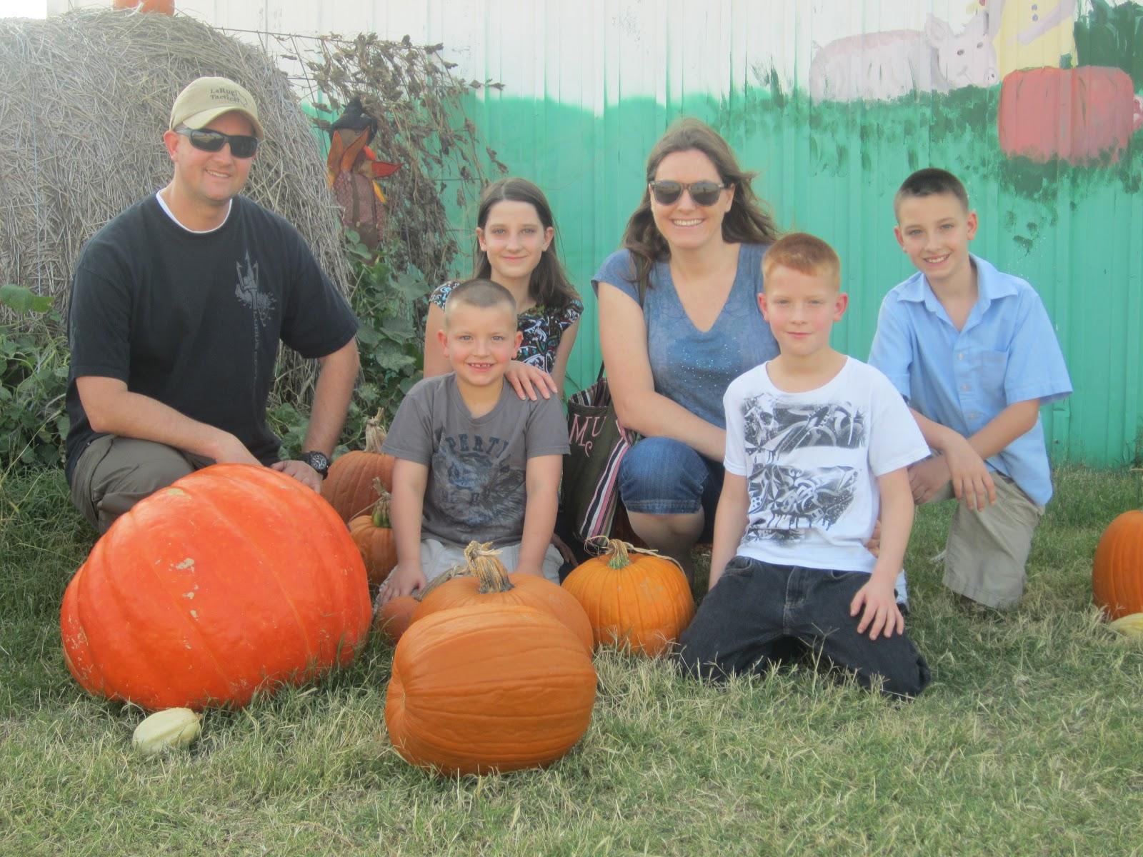 pumpkin patch photo ideas