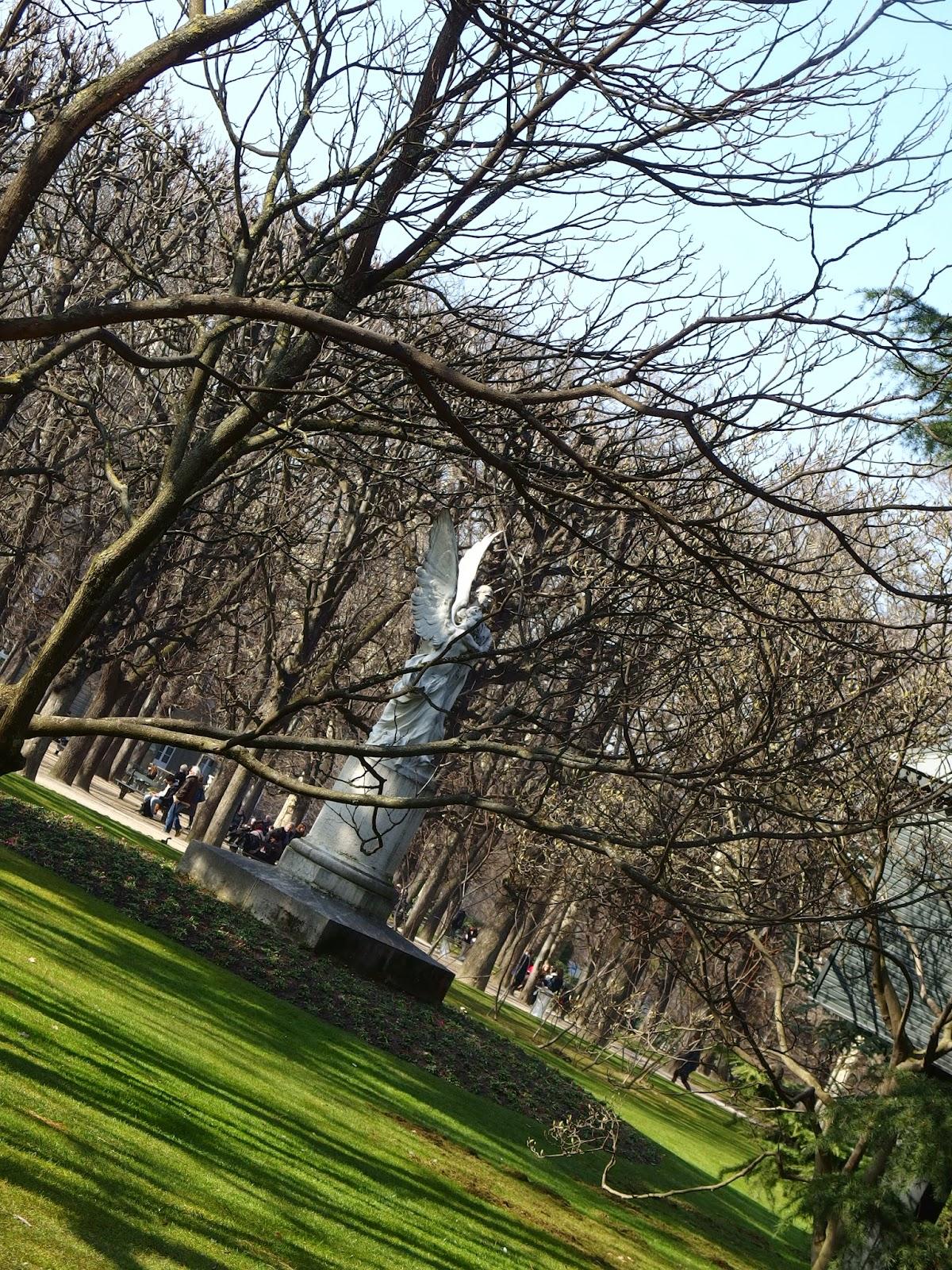 Jardin du luxembourg palace gardens paris joshua hideki for Jardin luxembourg