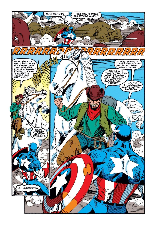 Captain America (1968) Issue #383 #316 - English 9