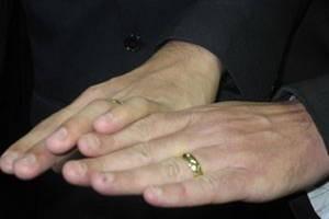 Primeiro casamento homoafetivo foi aprovado em SP pela Corregedoria de Justiça (Foto: Tássia Thum)