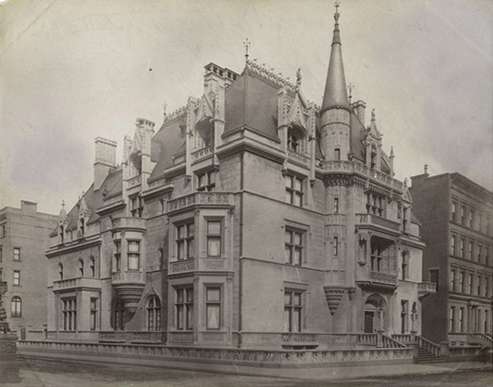 The gilded age era the henry g marquand mansion new york for 130 william street 5th floor