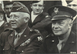 General GEORGE SMITH PATTON Jr (California, 11/11/1885 - Heidelberg, Alemania, 21/12/1945).