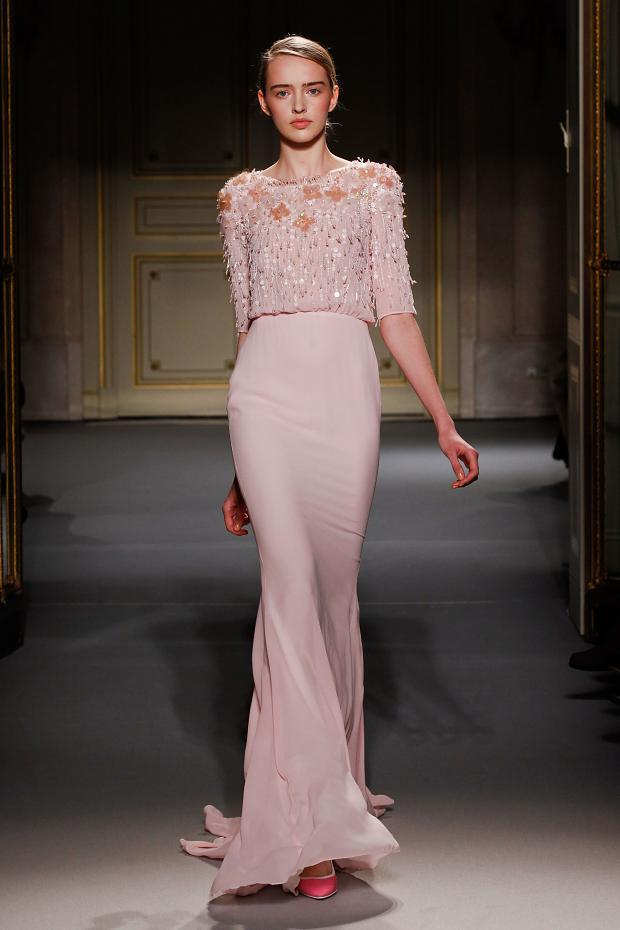 I Am Fashion Georges Hobeika Spring 2013 Couture