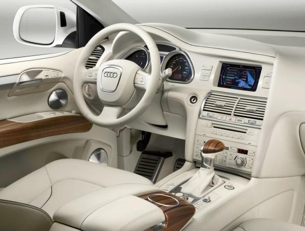 Hottest Cars of 2011~2012: 2011 Audi Q7