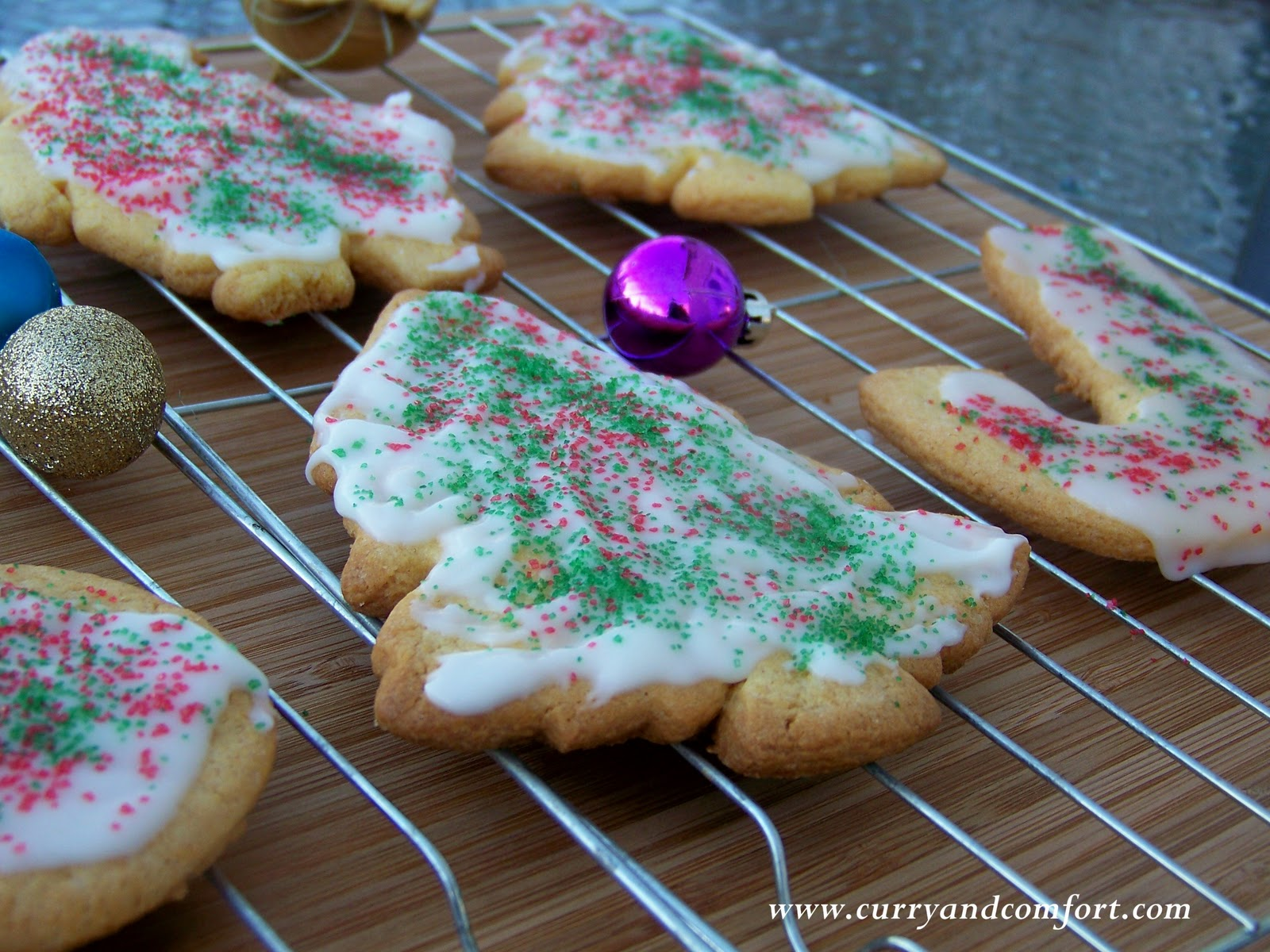 Kitchen Simmer Christmas Sugar Cookies
