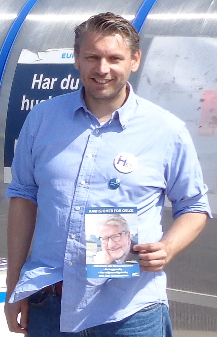 H63 - Kenneth Eriksen