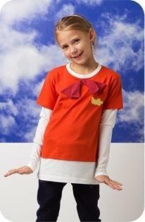 Kaos Anak Perempuan