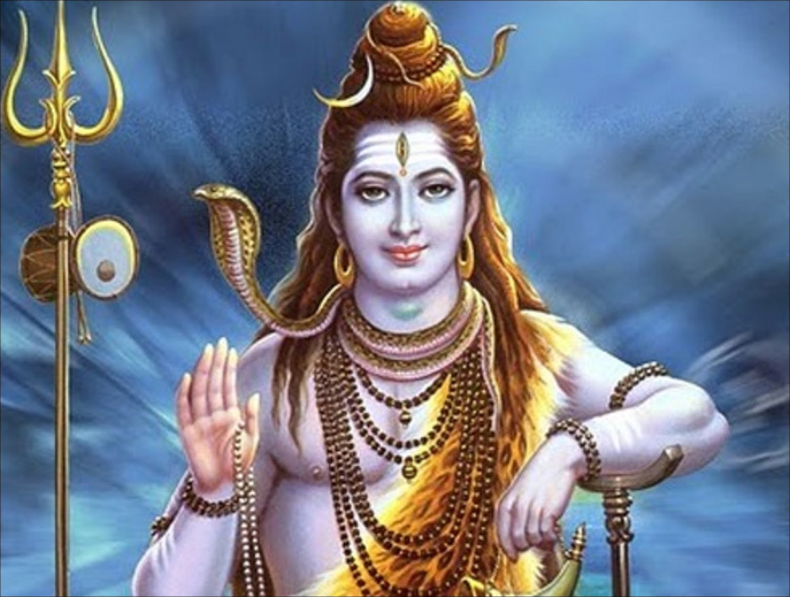 Wallpapers Of Lord Shiva In 3d