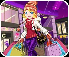 Shopping năm mới, game mua sắm