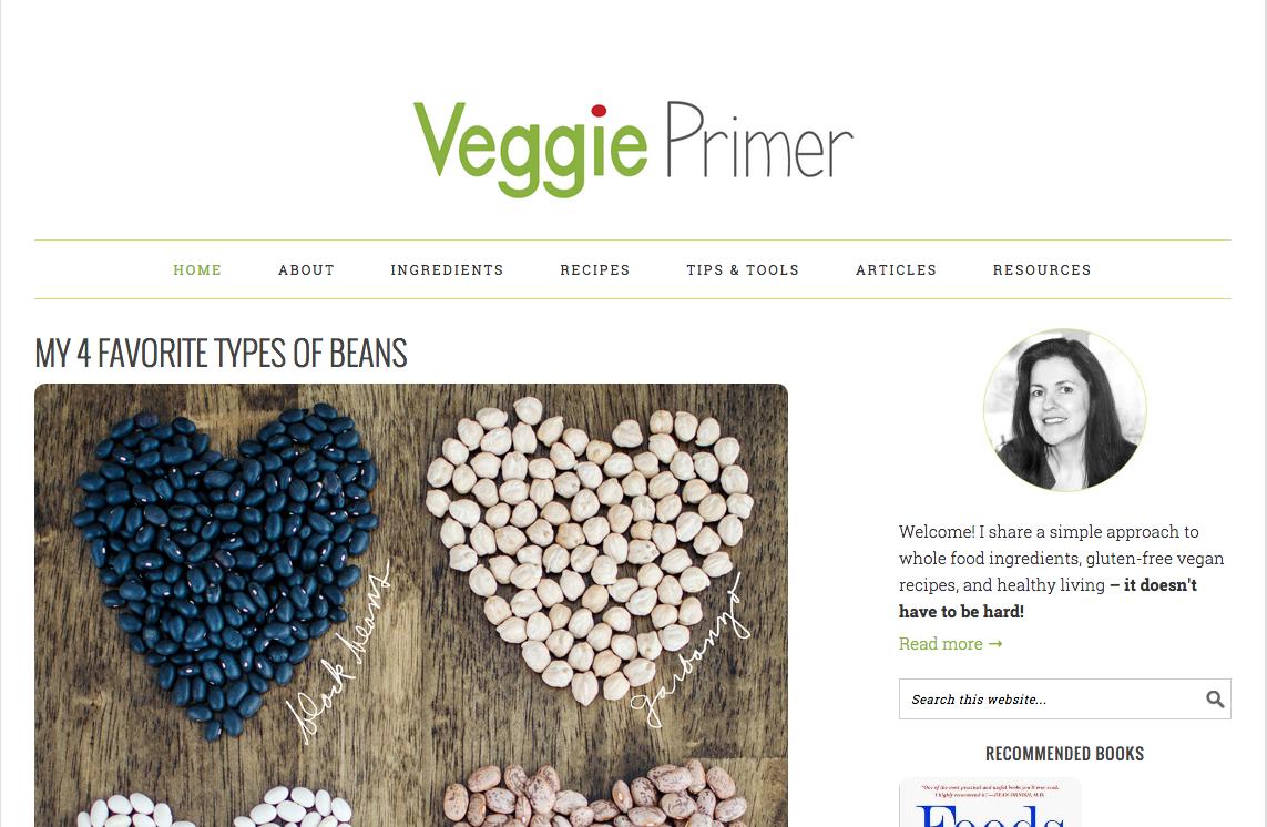 VeggiePrimer.com