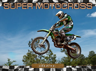 Super Motocross - Balap Motor Cross Terbaru