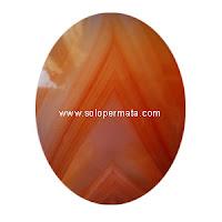 Batu Permata Agate / Akik