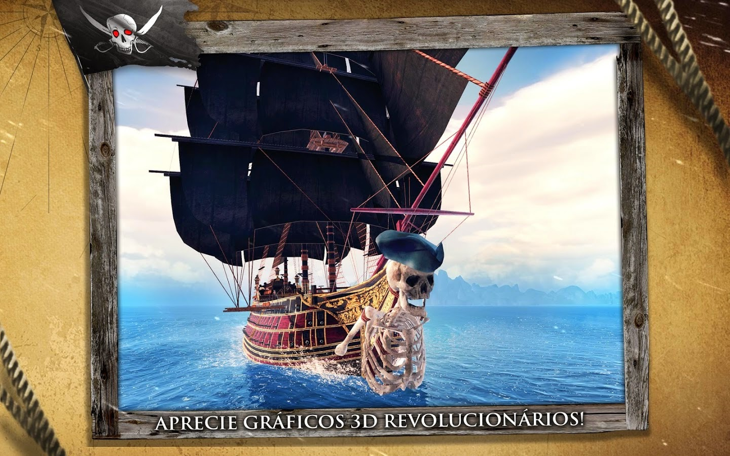 Assassins Creed Pirates Apk + Data