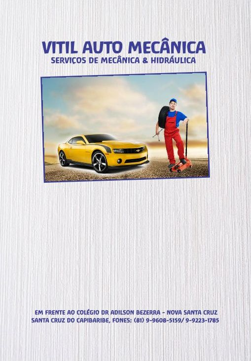 VITIL AUTO MECÂNICA
