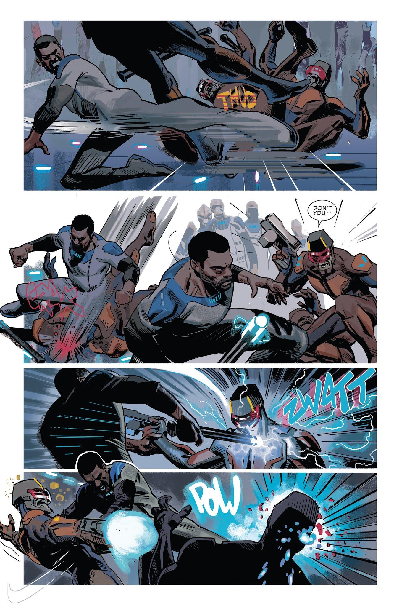 Black Panther (2018) #1 #18 - English 7
