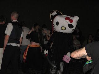 Hello Kitty pirate Halloween costume