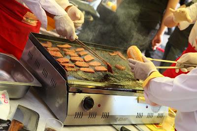 24 Kızıltoprak Showroom daki barbekü partimizden Fotoğraflar.