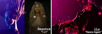 Beyonce 1+1 jlo Dance again