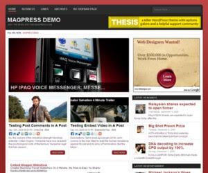 Induco WordPress Theme