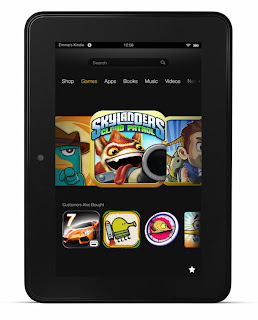 kindle fire hd best seller