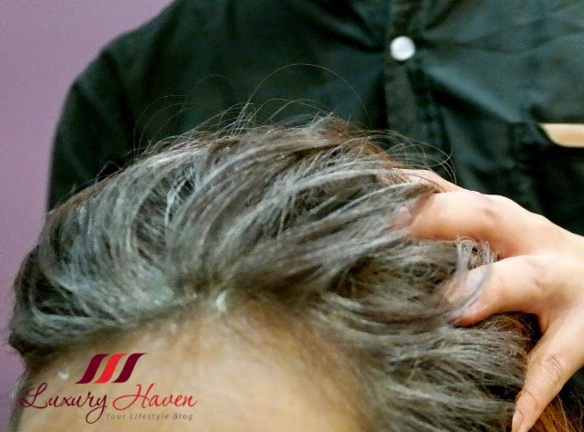 jass hair design kinactif clay balance treatment reviews