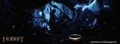 couverture journal facebook bilbo le hobbit