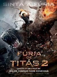 Download Fúria de Titãs 2 Dublado Rmvb + Avi BDRip