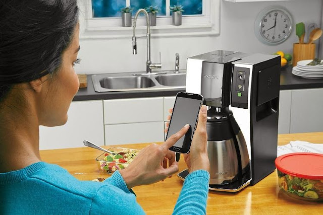 Control Your Home With Your Smartphone - Mr. Coffee